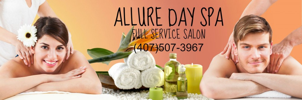 Allure Nails Hair and Massage, Barber shop