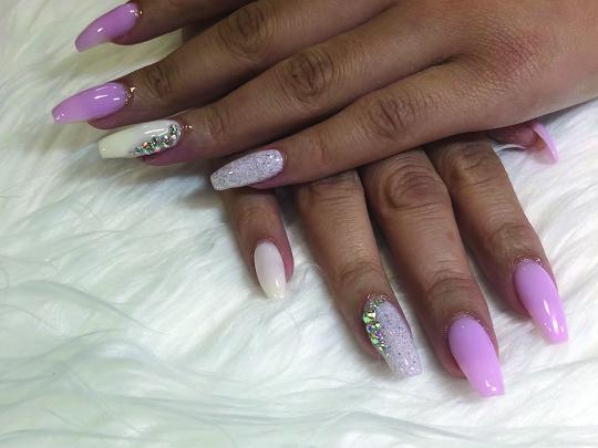 Nail and nail art