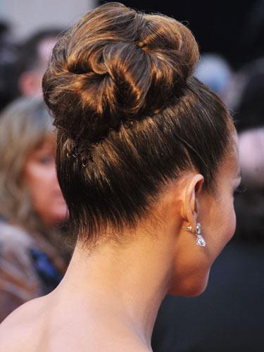 539feb6c2db89 Rby Wedding Hairstyles Jennifer Lopez 2012 De