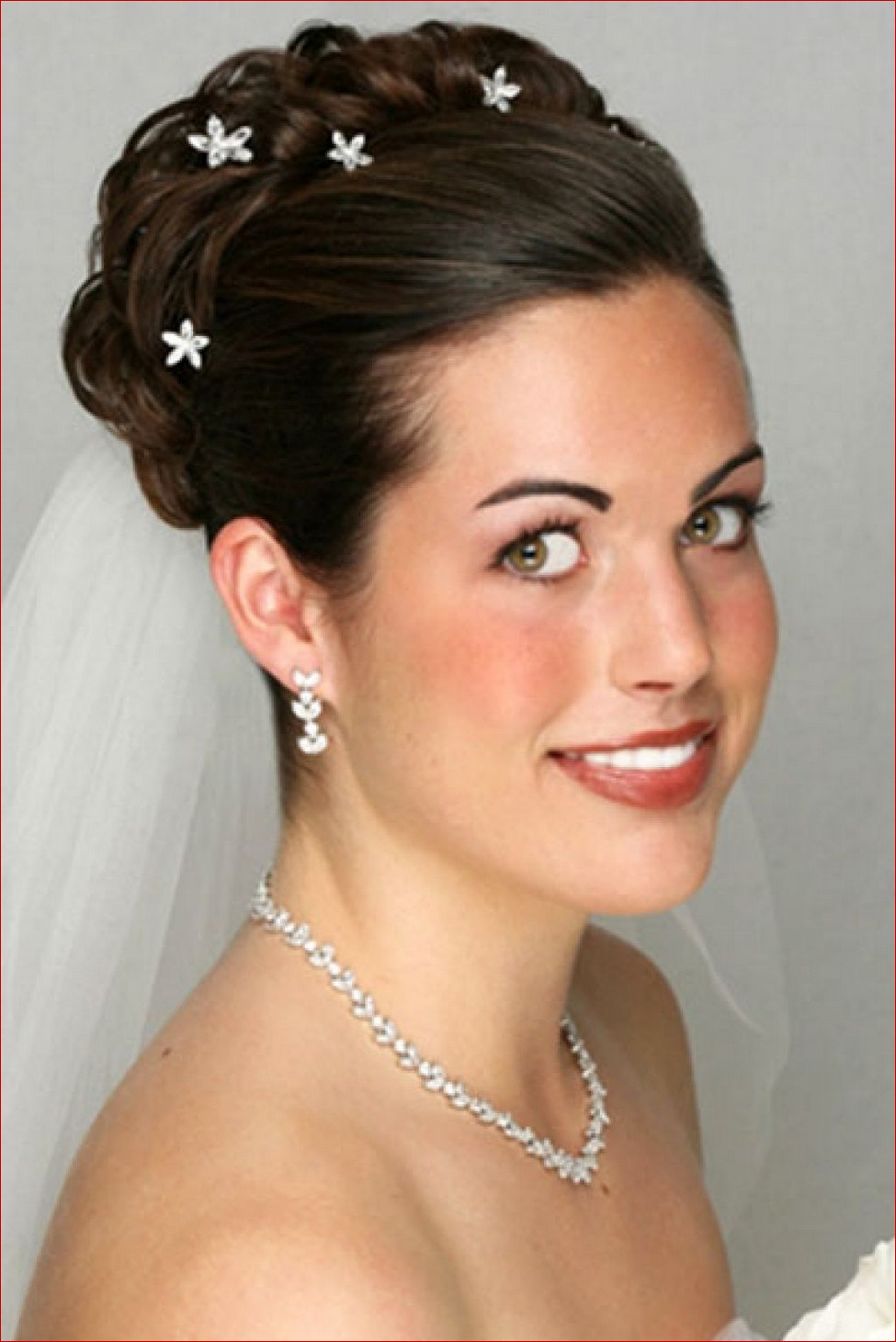 Medium Length Updo Hairstyles For Weddings The Best 10 Nail Salons
