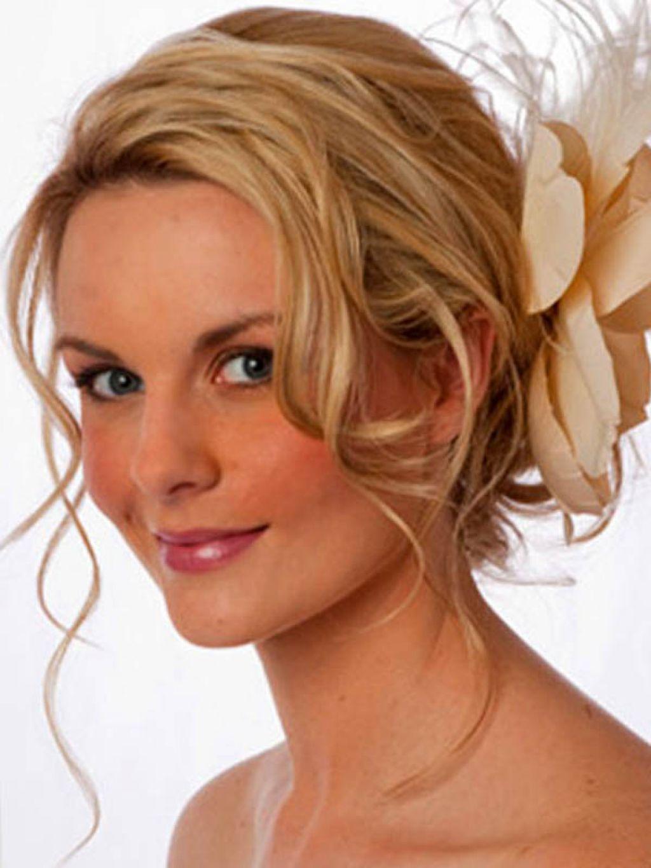 Wedding Updo Hairstyles For Medium Length Hair 545449e68c295